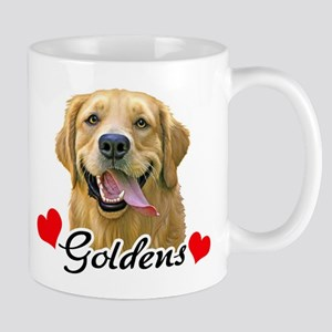 Love Goldens Mug