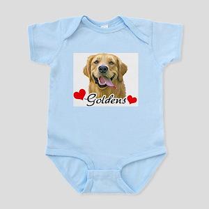 Love Goldens Infant Bodysuit