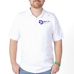 VP Blue Logo Golf Shirt