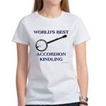 accordion kindling Women's T-Shirt