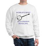 accordion kindling Sweatshirt