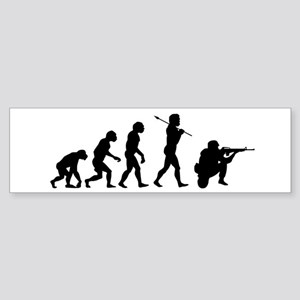 END WAR, Soldier Evolution Sticker (Bumper)