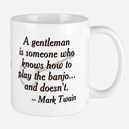 a gentleman... Mug