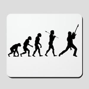 Rock Evolution Mousepad
