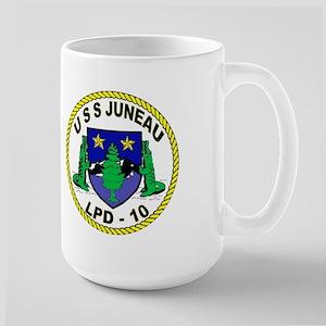 USS Juneau LPD 10 Large Mug