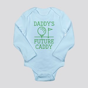 Daddy's Future Caddy Body Suit