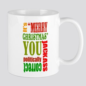 Its Merry Christmas Mug