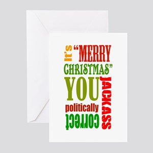 Its Merry Christmas Greeting Cards (Pk of 20)