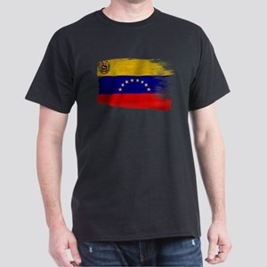 Venezuela Flag Dark T-Shirt