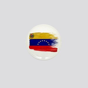 Venezuela Flag Mini Button