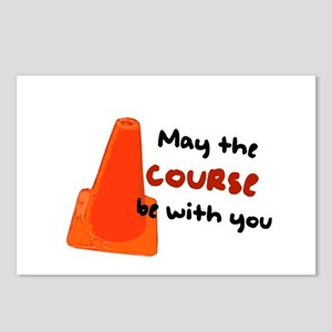 "Rally Cone ""Course Be With Yo Postcards (Package o"