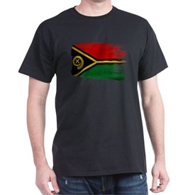 Vanuatu Flag T-Shirt
