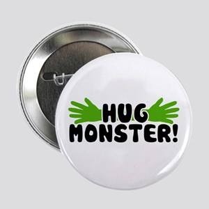 "'Hug Monster' 2.25"" Button"