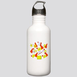 Lots of Signs Stainless Water Bottle 1.0L