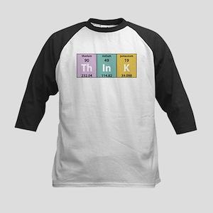 Chemical Think Kids Baseball Jersey