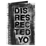 Disrespected Notebook