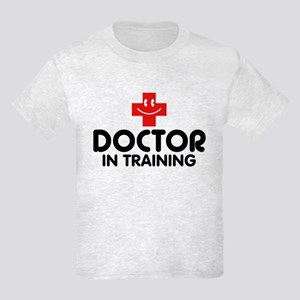 Doctor In Training Kids Light T-Shirt