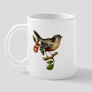 Perched Bird Mug
