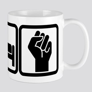EAT-SLEEP-OCCUPY Mug