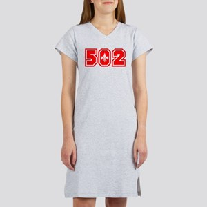 502 red T-Shirt
