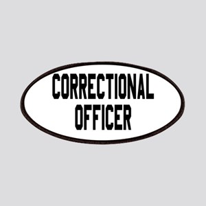 Correctional Officer Patches