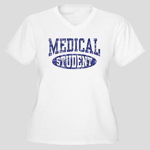 Medical Student Women's Plus Size V-Neck T-Shirt