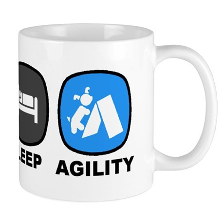 Eat. Sleep. Agility Mug