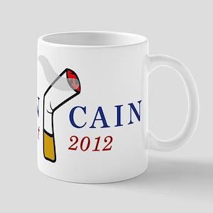 Cain President 2012 Mug
