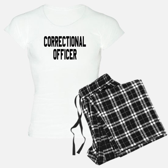 Correctional Officer Pajamas