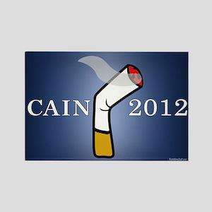 Cain President 2012 Rectangle Magnet
