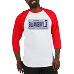 Squanderville Baseball Jersey