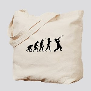 Evolve - Trombone Tote Bag