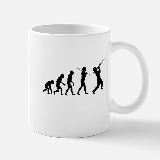 Evolve - Trombone Mug