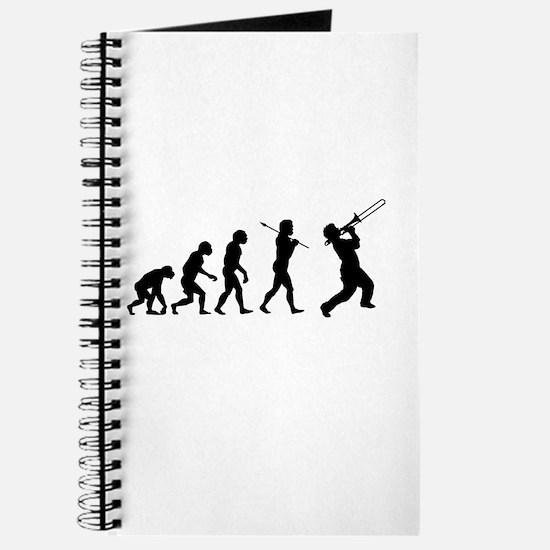 Evolve - Trombone Journal