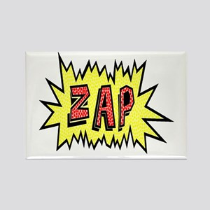 'ZAP' Rectangle Magnet