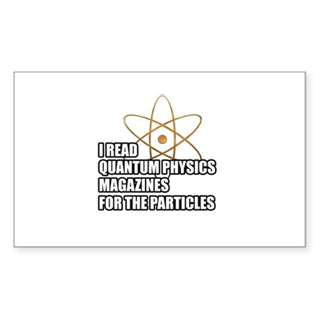 For the particles Sticker (Rectangle)