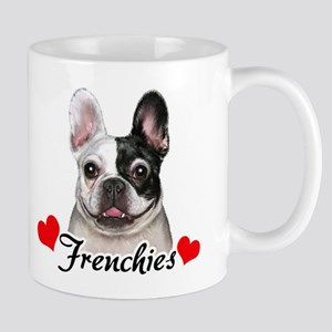 Love Frenchies - Pied Mug