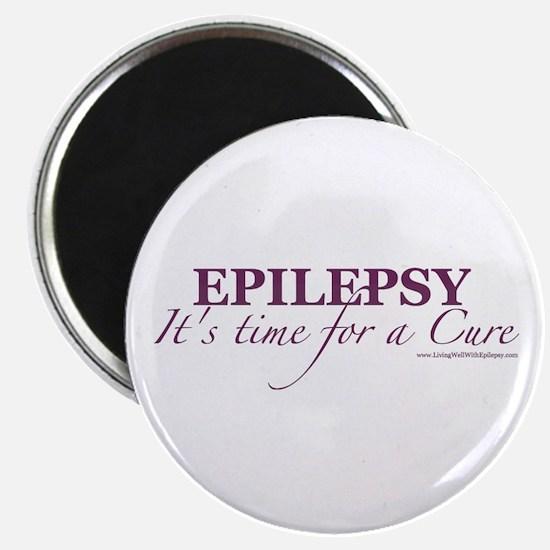 "Epilepsy Awareness 2.25"" Magnet (10 pack)"