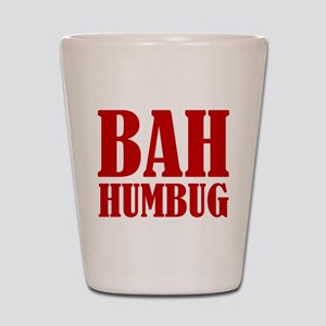 Bah Humbug Shot Glass