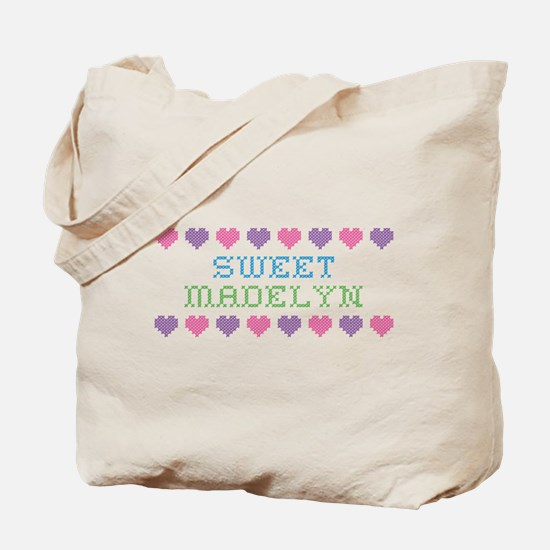 Sweet MADELYN Tote Bag