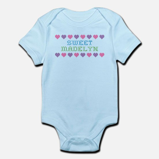 Sweet MADELYN Infant Bodysuit