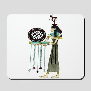 Egyptian Isis - Magical Mousepad