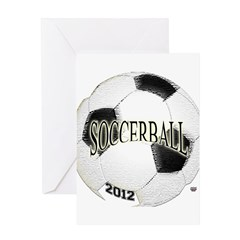 FootBall Soccer Greeting Card