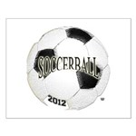 FootBall Soccer Small Poster