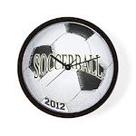 FootBall Soccer Wall Clock
