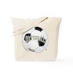 FootBall Soccer Tote Bag