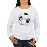 FootBall Soccer Women's Long Sleeve T-Shirt