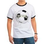 FootBall Soccer Ringer T