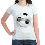FootBall Soccer Jr. Ringer T-Shirt
