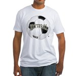 FootBall Soccer Fitted T-Shirt